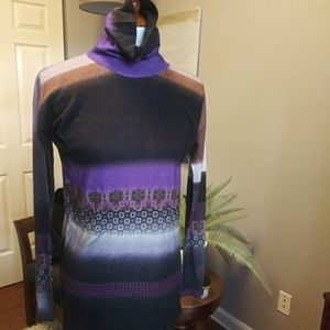 Etro Silk & Cashmere Sweater